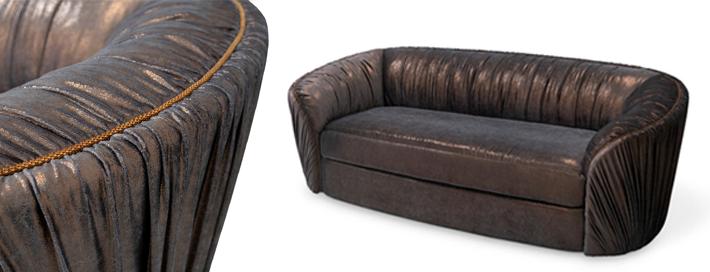 New Luscious Sofa by KOKET debuting at salone del mobile milano 2019