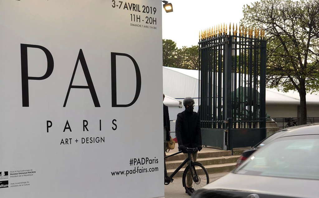 PAD Paris Art + Design