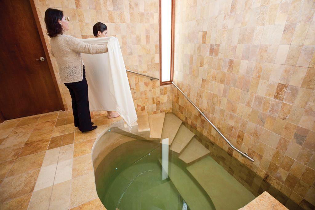 Mikveh ceremony - rabbi Freundel - video voyeurism laws