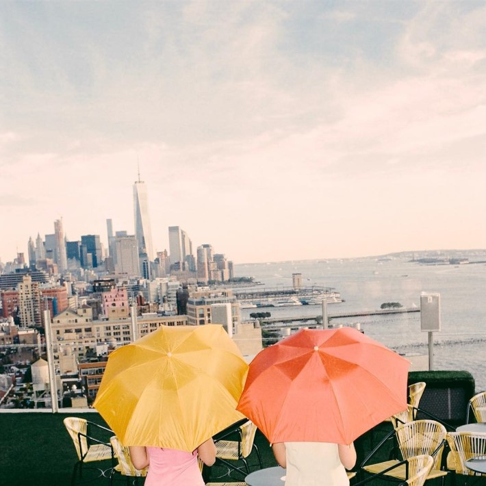 best rooftop bars nyc - Le Bain at the standard hotel