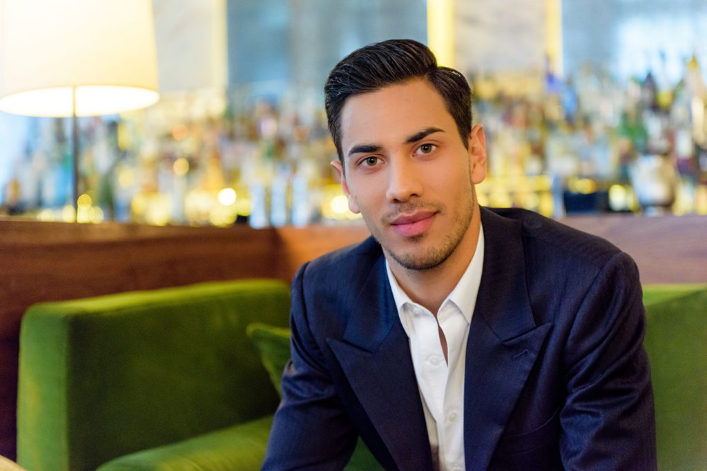 Luxury Worldwide Service Founder Arnaud Truong