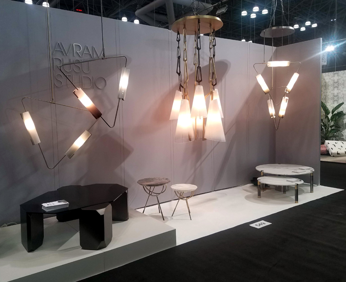 Avram Rusu Studio - best of icff 2019
