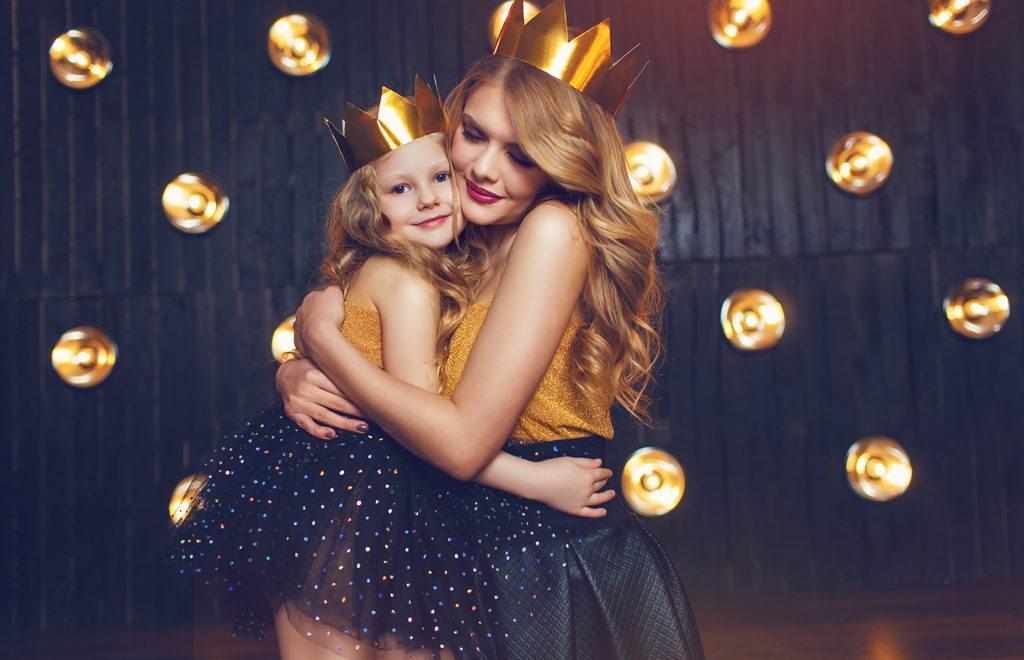 How to be a kick-ass single mom - mother's day 2019