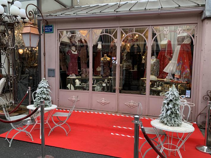 Les Marveilles de Babellou, Marché Paul Bert saint ouen paris flea market - designer vintage shopping in paris