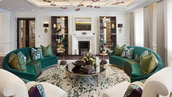 arrange Living Room seating furniture_Fenton Whelan Eaton Place - MClayton