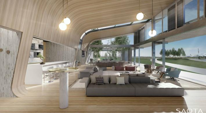 Da Vinci House by SAOTA