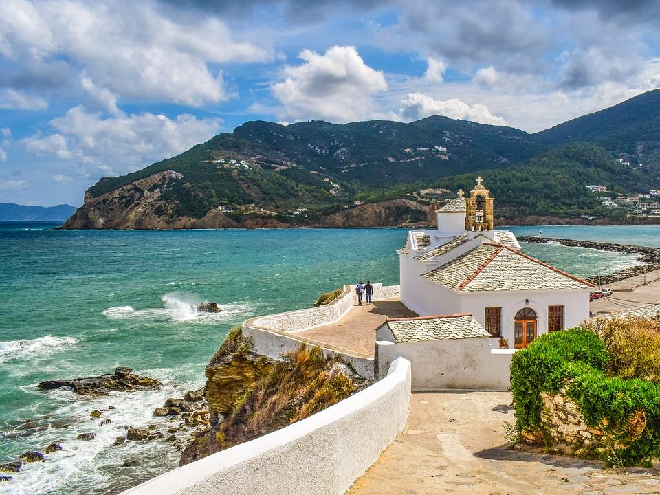 skopelos greece - idyllic island escape - beach resorts