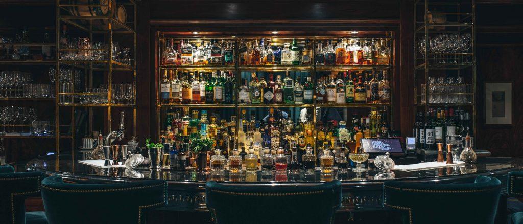 the bloomsbury club bar - 48 hour luxury trip to london