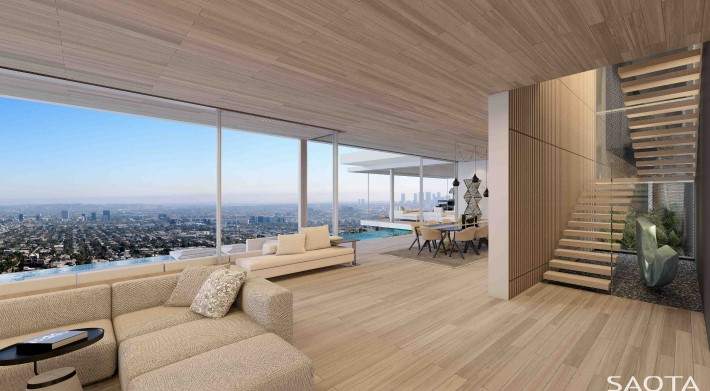Single Residential by SAOTA Architects