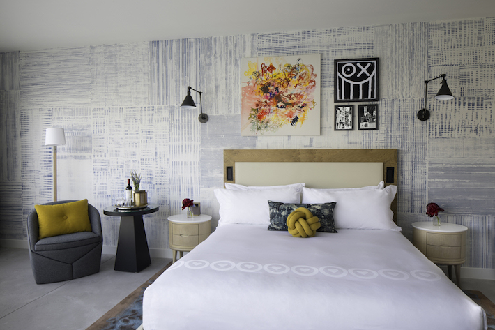 Single King Bed Room at Hotel 50 Bowery