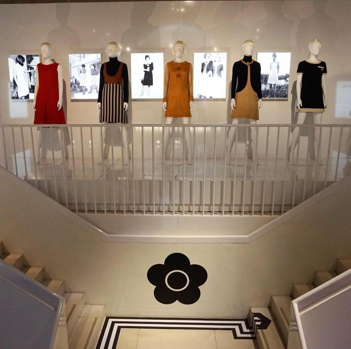 Fashion Exhibitions 2019: Mary Quant at the Victoria & Albert Musuem