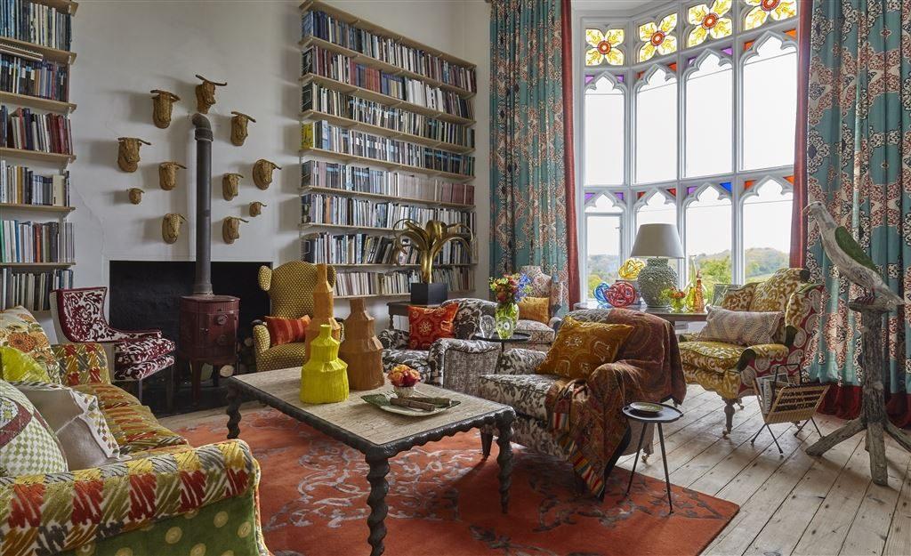 william yeoward textiles for designers guild