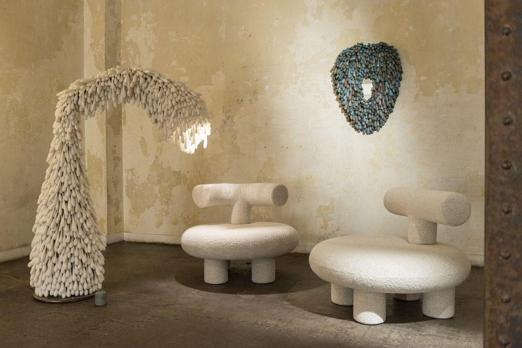 Remember by Olga Engel 2019 at Armel Soyer at Design Miami Basel 2019