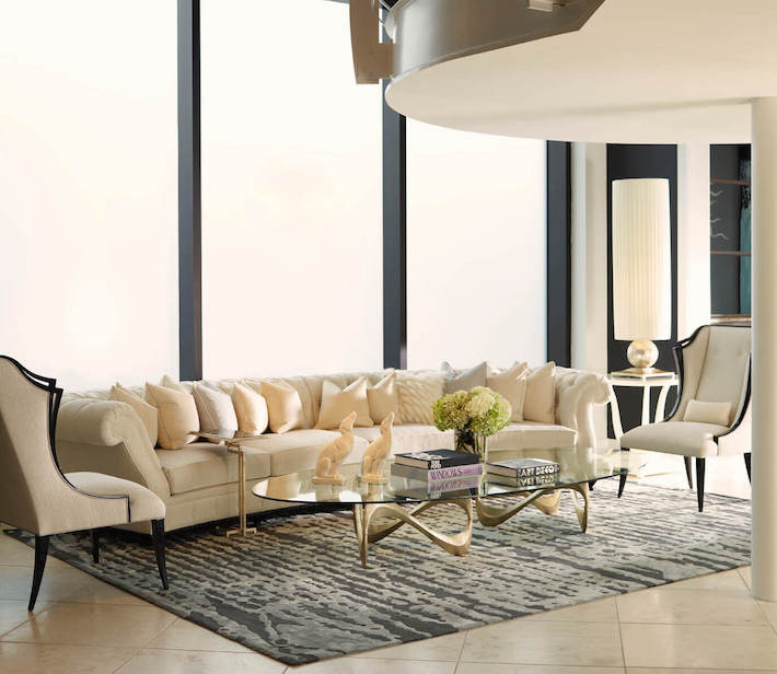 Christopher Guy Luxury Living Room Furniture