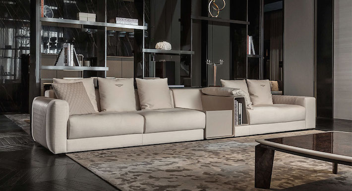 Bentley Home Luxury Living Room Furniture