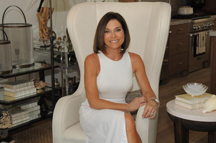 Founder Iris Danker Protrait Holiday Holiday House Hamptons