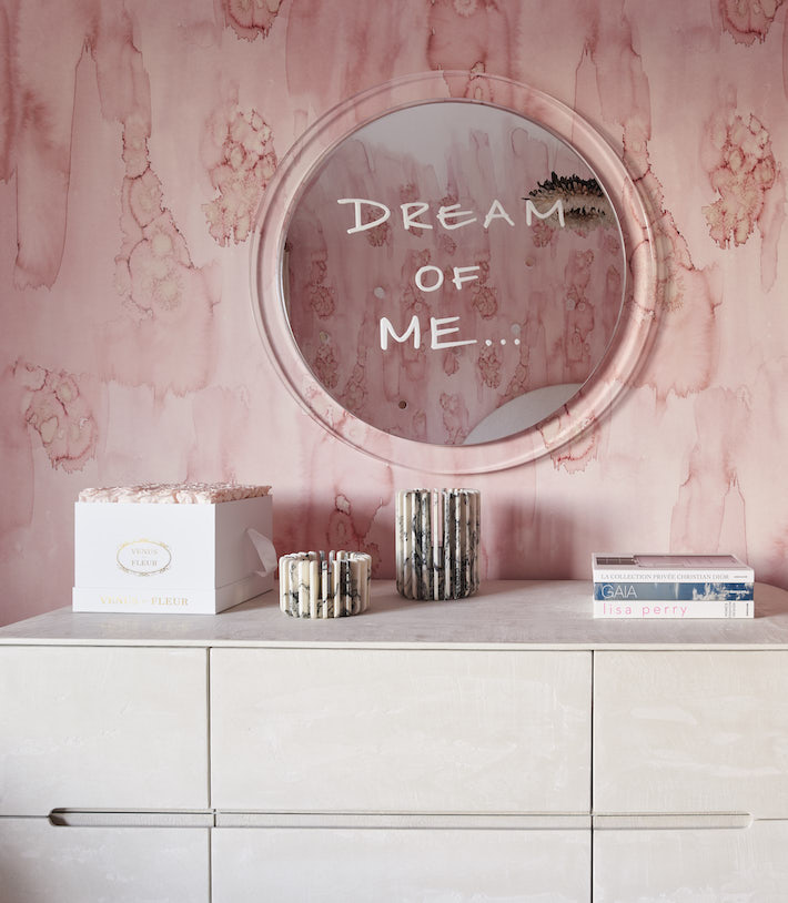 Cara Woodhouse Design- Dream Bedroom