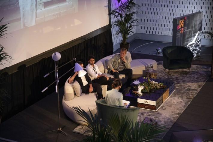 First Panel at the Luxury Design & Craftsmanship Summit