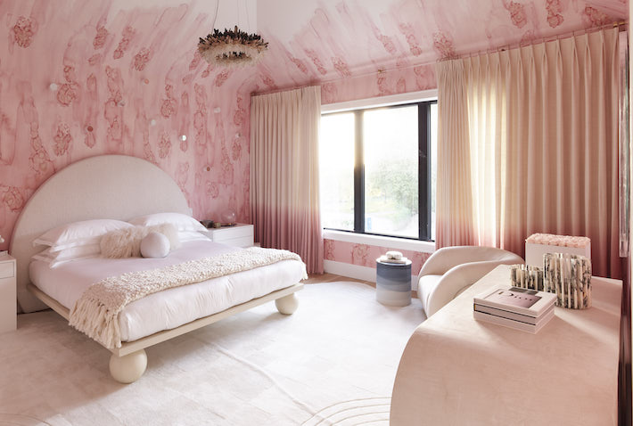 Cara Woodhouse Design- Dream Bedroom - Holiday House Hamptons