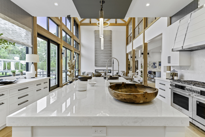 Ciuffo Cabinetry, Elizabeth Dow Interiors- Kitchen