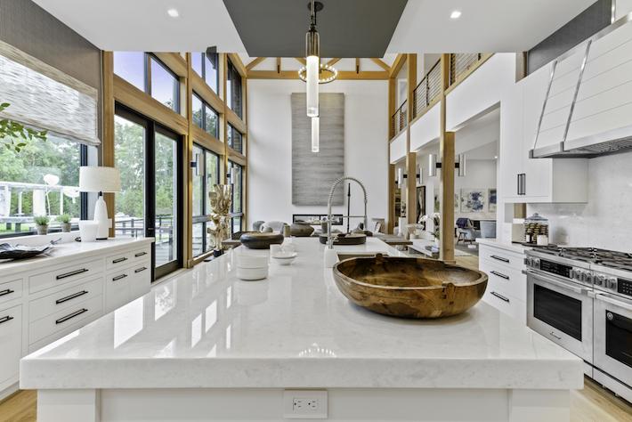 Ciuffo Cabinetry, Elizabeth Dow Interiors- Kitchen