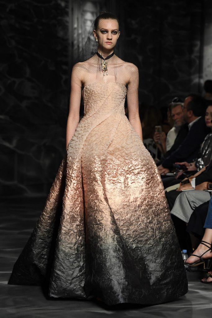 Christian Dior Look 1 Paris Haute Couture