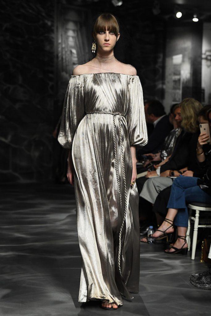 Christian Dior Look 2 Paris Haute Couture