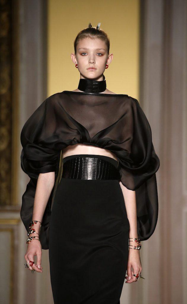 Antonio Grimaldi Look 1 Paris Haute Couture