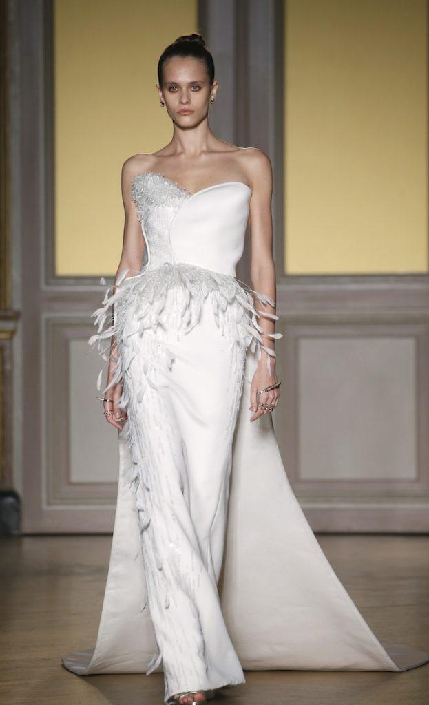 Antonio Grimaldi Look 2 Paris Haute Couture