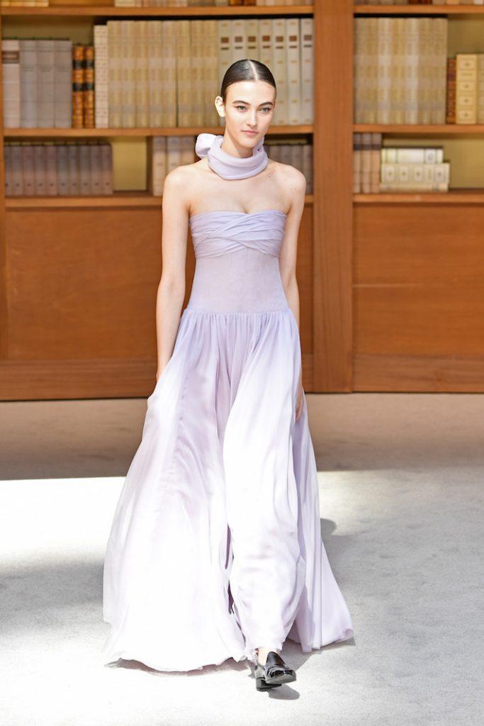 Chanel Look 1 Paris Haute Couture