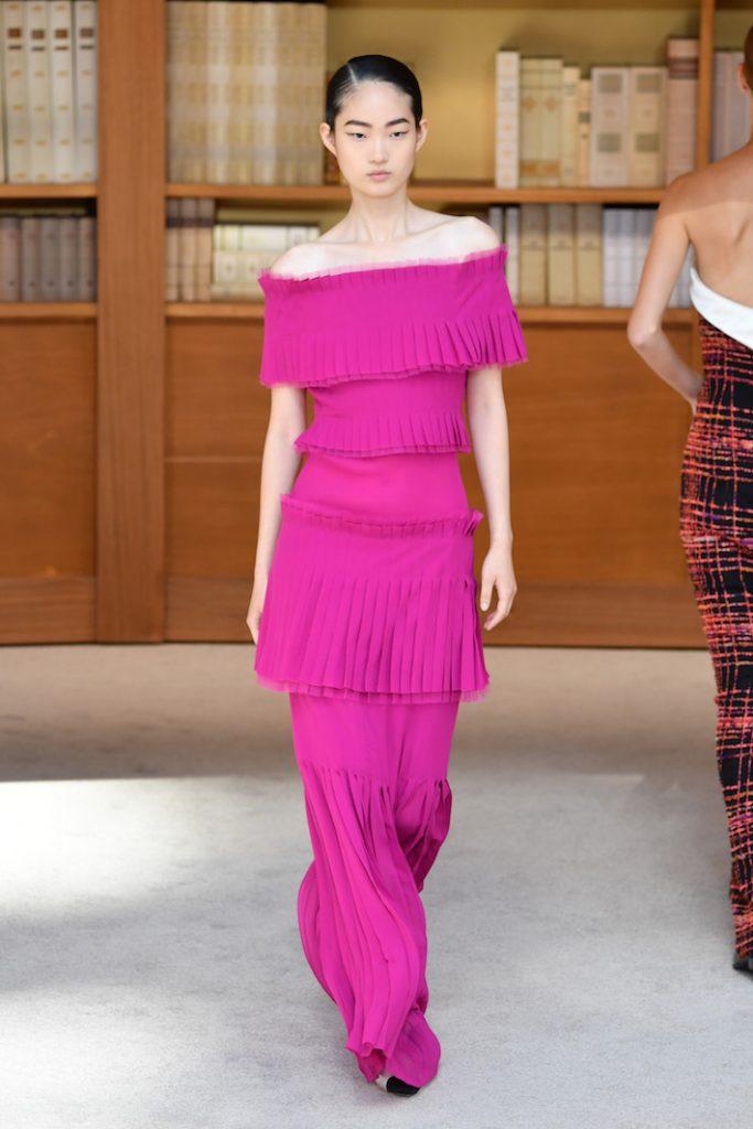 Chanel Look 2 Paris Haute Couture 2019