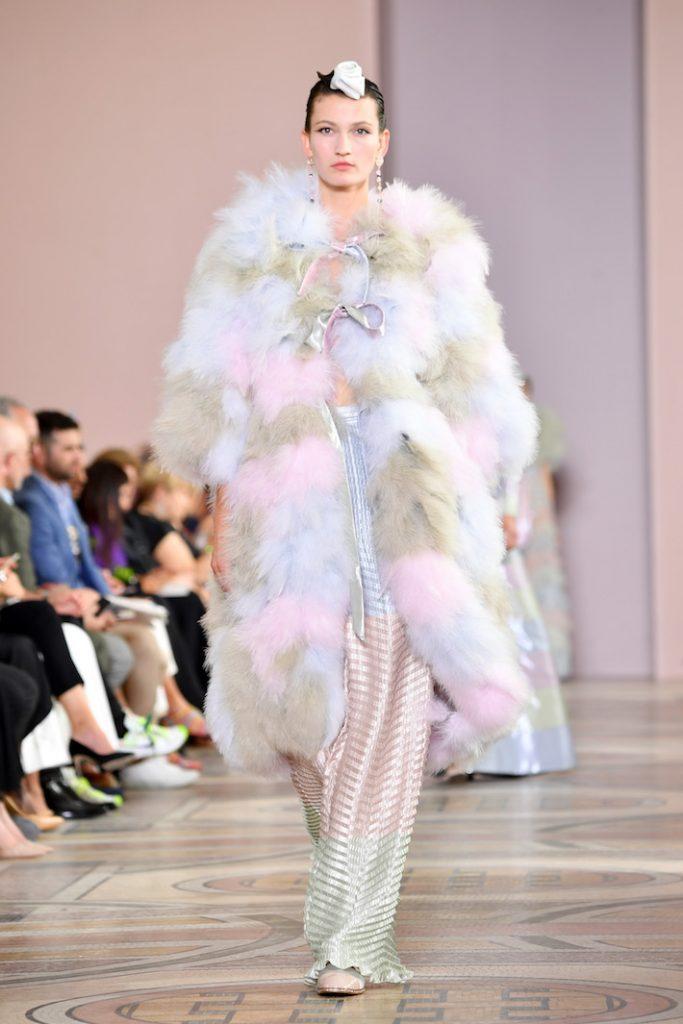 Giorgio Armani Paris Haute Couture 2019
