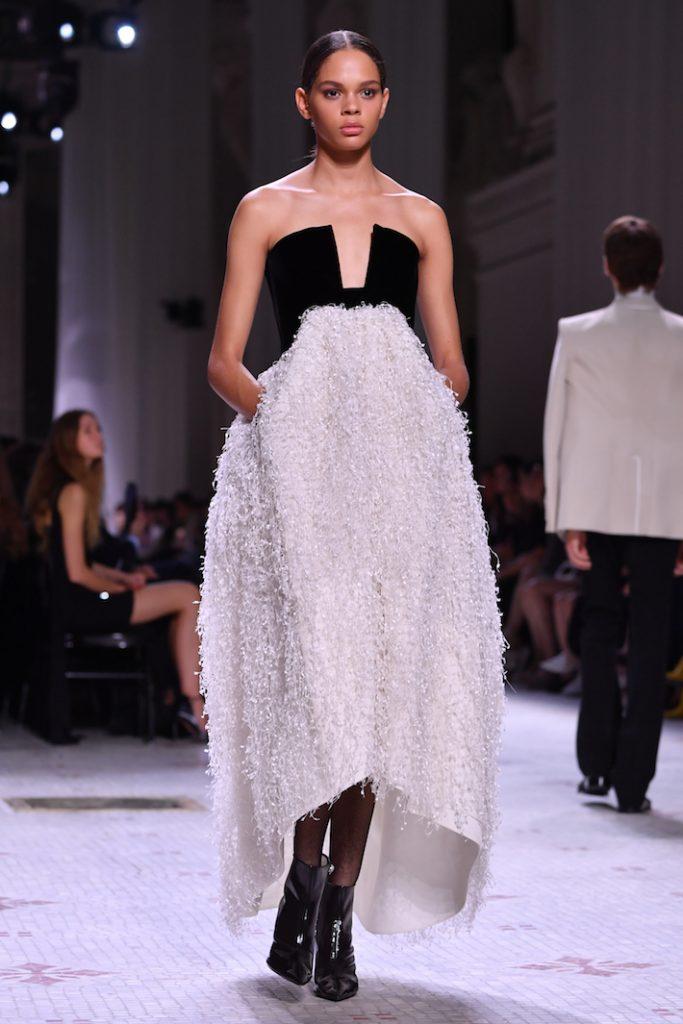 Givenchy Look 2 Paris Haute Couture 2019