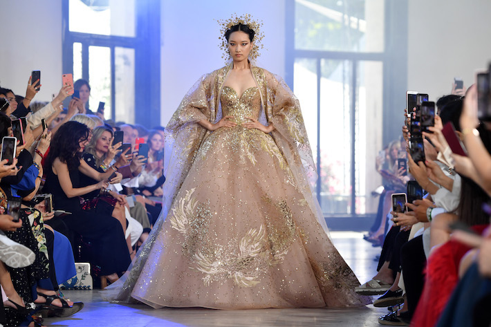 Paris Haute Couture 2019 Fashion Week: Lh Loves