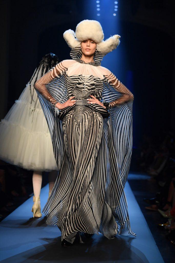 Jean Paul Gaultier Look 2 - Paris Haute Couture 2019