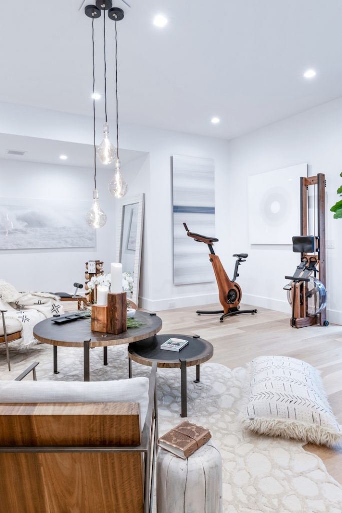 ID Creations- Wellness Room Holiday House