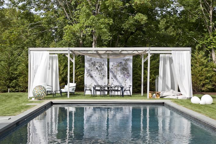 Paris K Interior Design- Outdoor Space