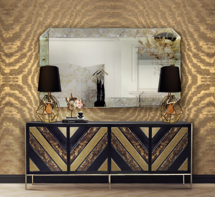 opium Sideboard by koket Statement Furniture