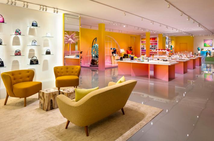 Louis Vuitton X room