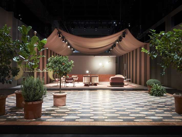FENDI Casa Presents a Bold New Collection by Cristina Celestino
