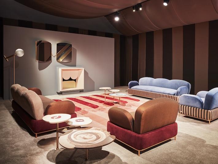 Pleasant Fendi Casa Presents A Bold New Collection By Cristina Celestino Alphanode Cool Chair Designs And Ideas Alphanodeonline