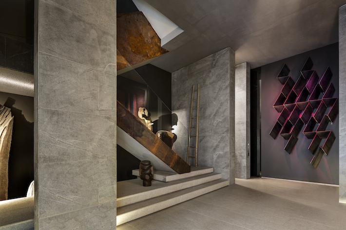 Beyond Entrance by SAOTA architects