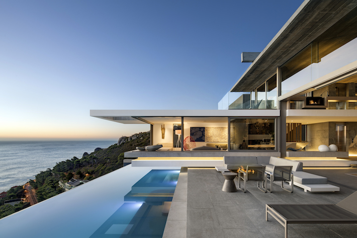 Beyond Outdoor Space by SAOTA architects
