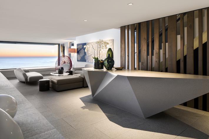 Beyond Bar Lounge by SAOTA architects