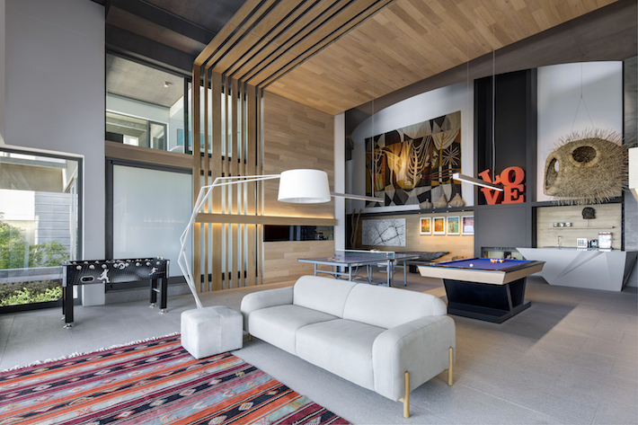 Beyond Game Room by SAOTA architects