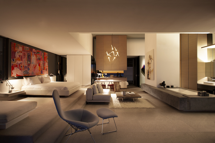 Beyond Master Bedroom by SAOTA architects
