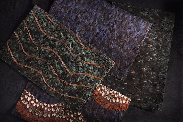 Rich Textures: Irdescence