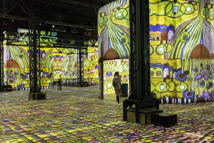 Room 7 Gustav Klimt nights