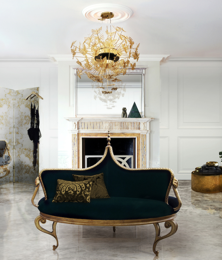 Chandelier Statement Furniture