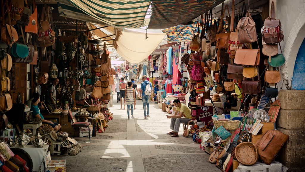 Morocco Shopping Guide Marketplace